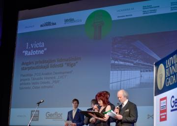 FBO RIGA: Winner of the Latvian National Contest for the Annual Construction Industry Award